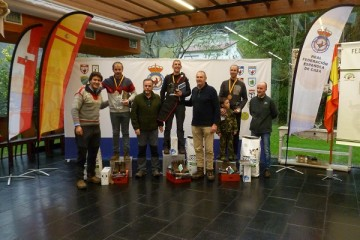 XXVII Campeonato de España de Becadas
