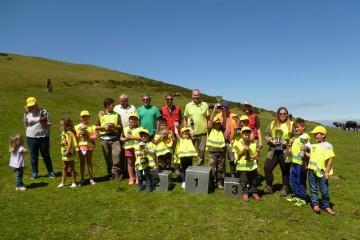 Jornadas de caza y naturaleza para jóvenes