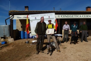 Campeonato Regional de Caza Menor con Perro