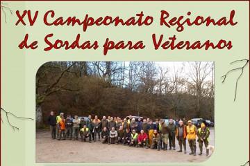 XV Campeonato Regional de Sordas para Veteranos
