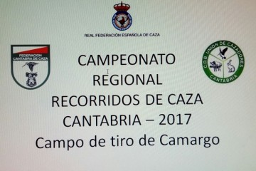 Campeonato Regional Recorridos de Caza Cantabria 2017