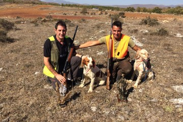 Semifinal Campeonato de España de Caza Menor con Perro