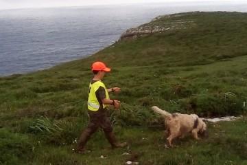 II Campeonato Social de Perros de Rastro Atraillados sobre Rastro de Jabali