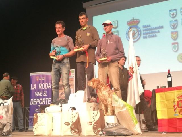 Campeonato de España de Caza Menor con Perro