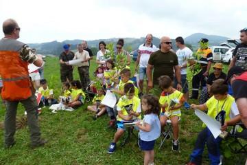 El pasado domingo 15 de julio se celebró la IV Jornada Regional de convivencia de jóvenes cazadores