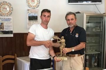 Jose Mª Valera gana la prueba de San Huberto y se proclama Campeón Regional